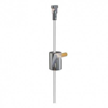 Ensemble Twister avec fil Perlon 2 mm et 1 crochet pour porter jusqu'à 5 kg