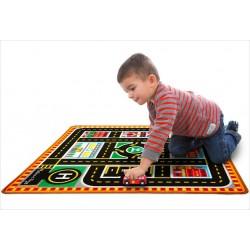 Tapis de jeu pour enfant, le tapis de sauvetage