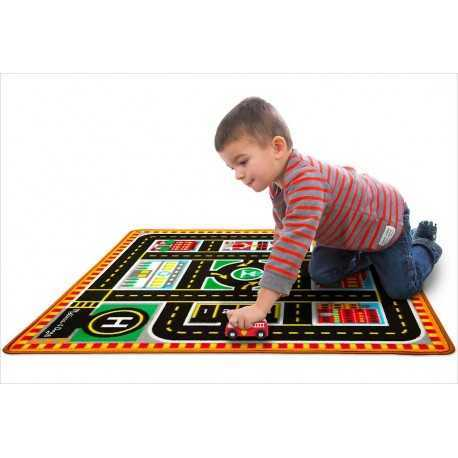 tapis de jeu pour enfant le tapis de sauvetage. Black Bedroom Furniture Sets. Home Design Ideas