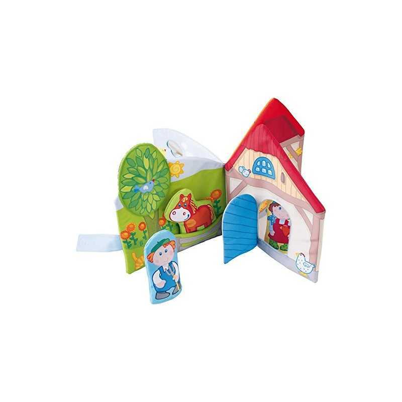livre jouet pour enfant les amis de la ferme. Black Bedroom Furniture Sets. Home Design Ideas