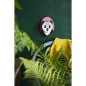 Décoration murale, les tête d'animaux en 3D