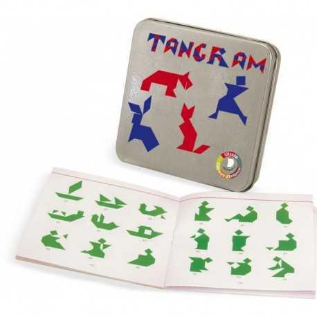Tangram, puzzlz chinois