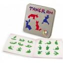 Tangram, puzzle chinois