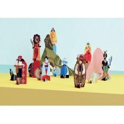 Les jeux pour enfants cadre part for Cadre decoration murale