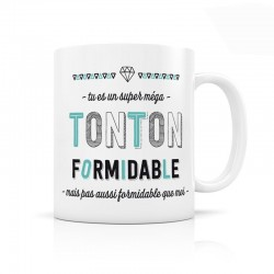 Mug, Tonton formidable