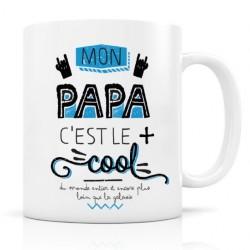 Mug, Mon Papa c'est le plus cool