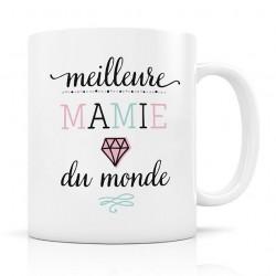 Mug, Meilleure Mamie du monde