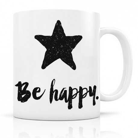 Mug, Be Happy