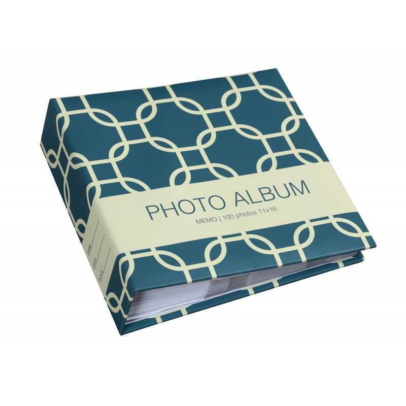 album photo design pour 100 photos 11x16 cm. Black Bedroom Furniture Sets. Home Design Ideas