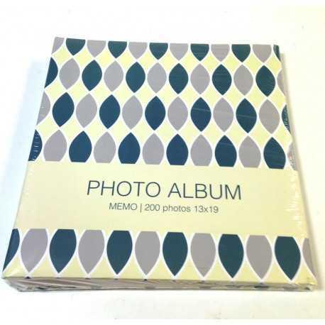Album photo bébé pour 200 photos 13x19
