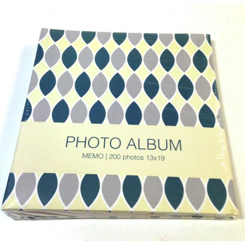 album photo pour 200 photos 13x19 cm. Black Bedroom Furniture Sets. Home Design Ideas
