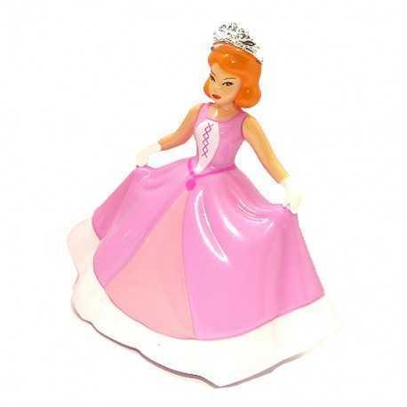 Danseuse, princesse violet à remonter