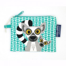 Wallet wild animals to protect