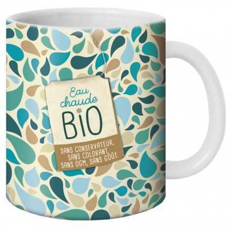 Mug, Eau chaude BIO by Puce & Nino
