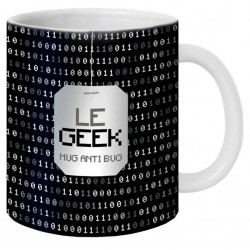 Mug, Thé le Geek by Puce & Nino