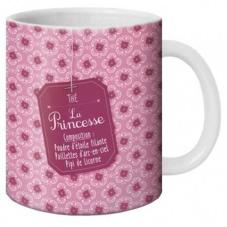 Mug, La princesse by Puce & Nino