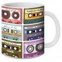 """Mug, """"Les grandes K7"""" by Lali & MG"""