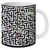 "Mug, ""Labyrinthe"" by Lali"