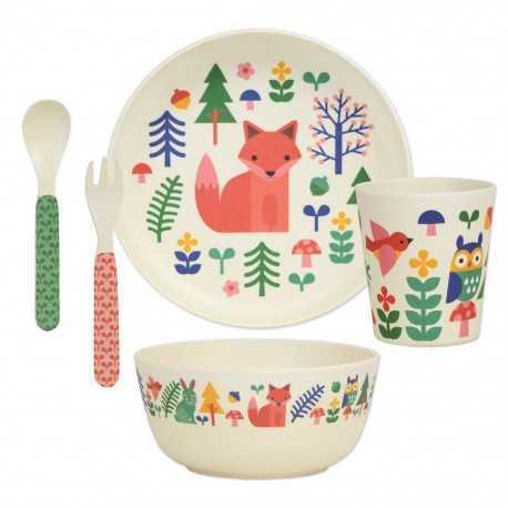 Coffret vaisselle de table pour enfant