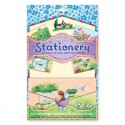 Stationery to fold and send