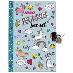 Mon journal secret, Licorne