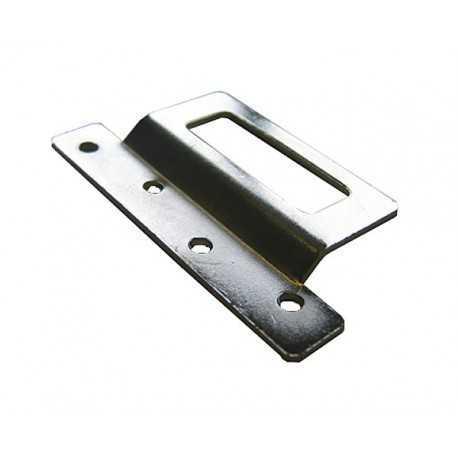 Crochets de suspension à 4 points de fixation pour cadres lourds