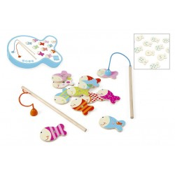 Fishing game for children