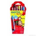 6 crayons de couleur maxi pour les plus petits