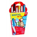 6 markers maxi for the little ones
