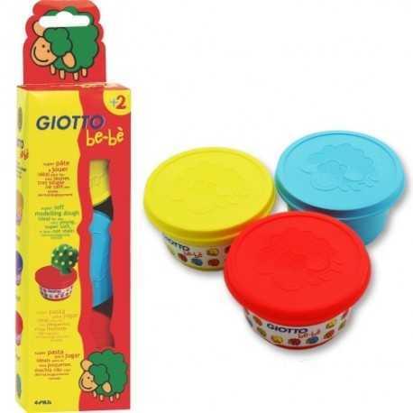3 Pots de Pâte à jouer pour enfant
