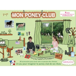 Coffret de jeu, Mon poney club