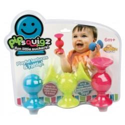 PipSquigz pour les bébés qui font leurs dents
