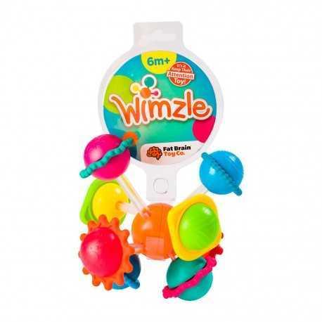 Wimzle un jouet sensoriel pour bébé