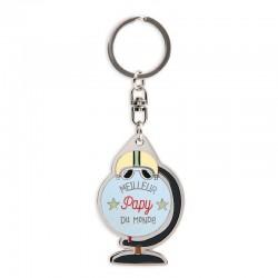 Porte-clefs Design, Meilleur Papy du monde