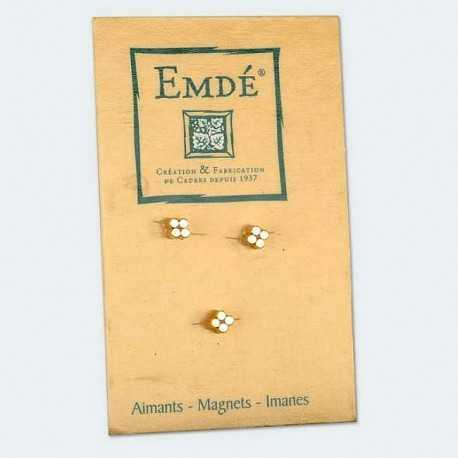 20 x 1-Trou de Balle 3 mm 925-er Argent Argent Perles Perles Boules 1540-20e