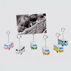 Clips porte photo basket