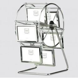 Silver wheel to present your photos