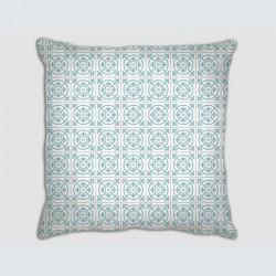 Coussin motif : Vintage carrelage