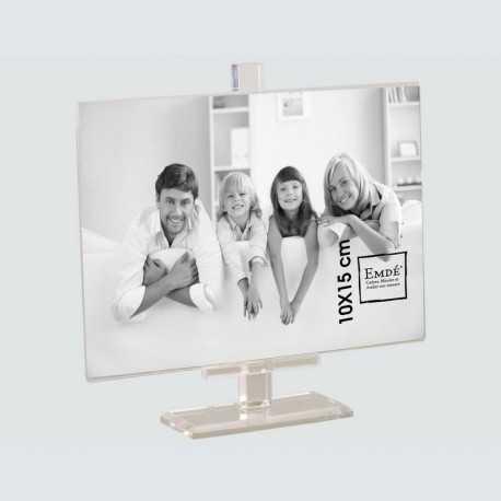 Chevalet pour photo horizontal 10X15