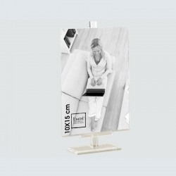 Chevalet pour photo verticale format 10x15
