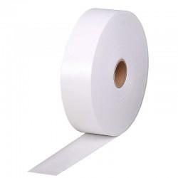 Rouleau de papier gommé blanc de 200 m
