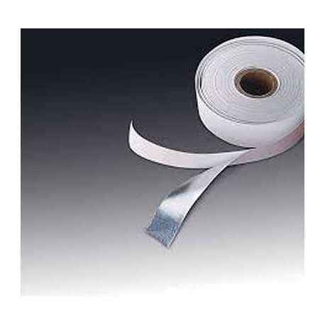 Self-adhesive tape for the frame