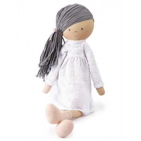 Megan, la poupée chi-chi, la poupée chiffon
