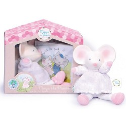 Meiya the little mouse, gift set with children's book