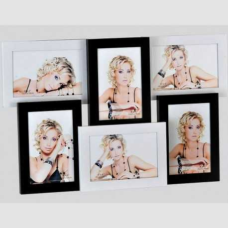 Multiview frame for 6 pictures 10x15