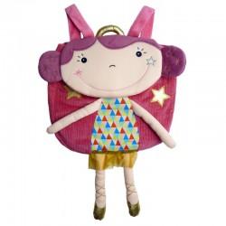 Big backpack Betty