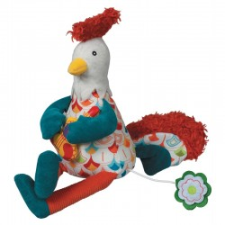 Musical comforter, Bob the rooster