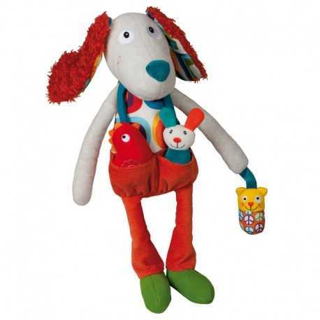 Antoine the dog, activity game