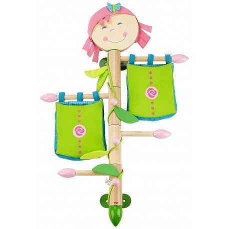 Coat rack for children, Rosalie Fairy
