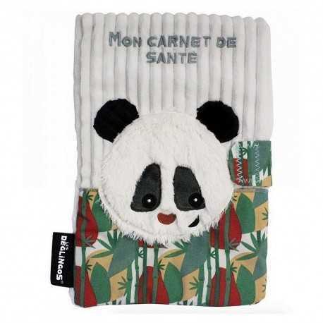 Les carnets de santé bébé, déglingos Rototos le Panda